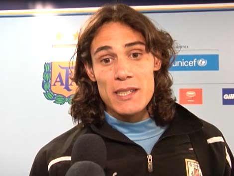 Cavani Confirmo Que Se Separo De Su Esposa A Fines De 2012
