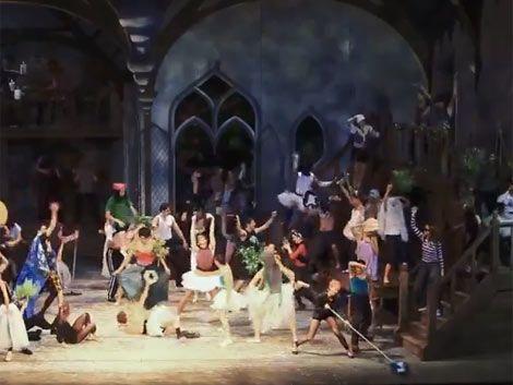El Ballet del Sodre ya tiene su propio Harlem Shake