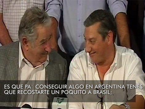 """Mujica sobre CFK: """"El tuerto era más político"""