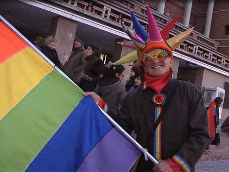 Senado vota el 2 de abril ley de matrimonio entre homosexuales