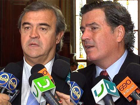 Larrañaga y Bordaberry critican a Mujica por destrato y agravios