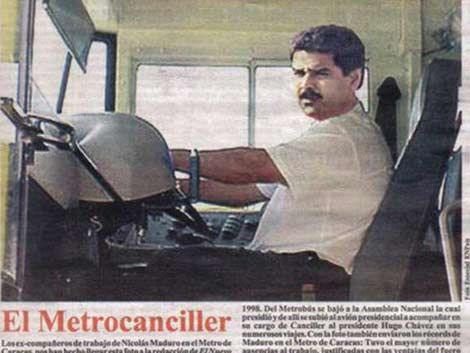 Nicolás Maduro y su esposa