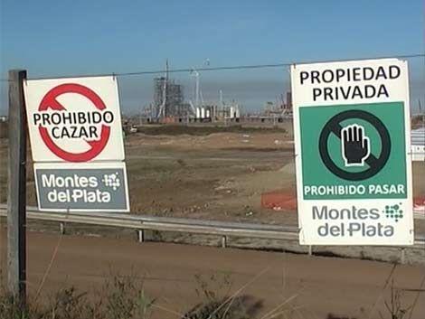 Hubo reiteradas violaciones a la seguridad en Montes del Plata