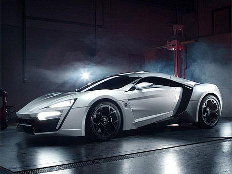 Exponen el auto más caro del mundo: cuesta 3.400.000 dólares