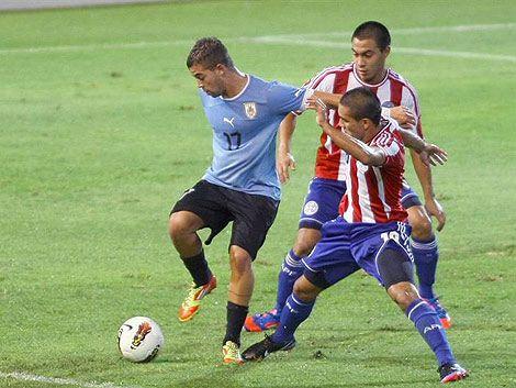 Uruguay perdió con Paraguay y ya no puede ser campeón