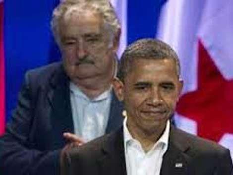 Mujica visitará a Obama en el segundo semestre del año