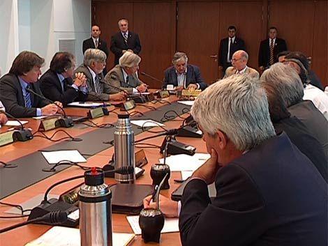 Sesiona el Consejo de Ministros y pasa raya a la gestión