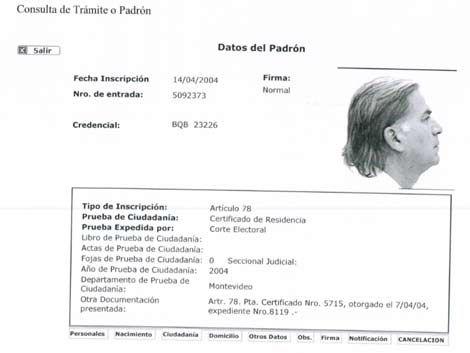 Presentan pruebas de que Jorge Venegas no es ciudadano legal