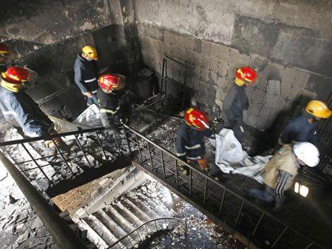 5a2977df201ed 120 muertos en incendio de una fábrica textil en Bangladesh