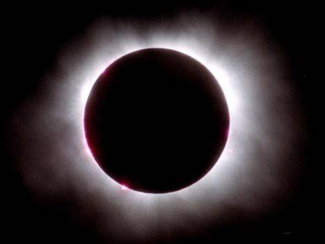Eclipse total de sol el próximo martes 13