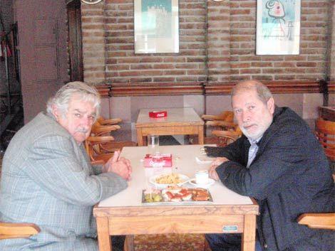 Mujica dijo que le importa más el narcotráfico que el drogadicto