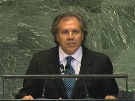 Uruguay llevó a la ONU quiebre institucional en Paraguay