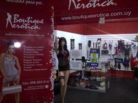 Sex shops montevideo
