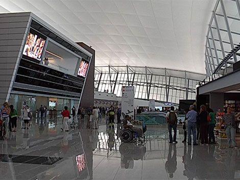Cancelaron todos los despegues en el Aeropuerto por conflicto