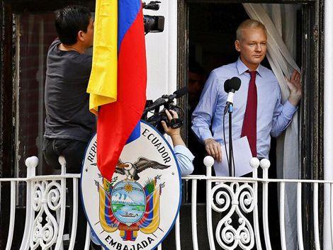 Assange pidió que termine la caza de brujas contra WikiLeaks