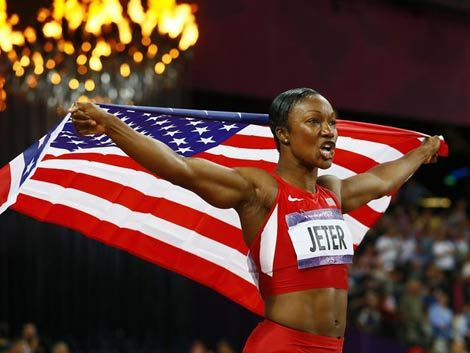 Estados Unidos; líder indiscutible del medallero olímpico 2012