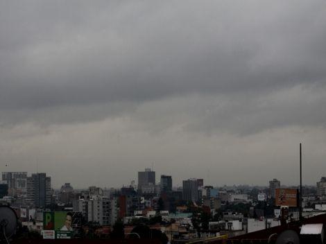 Jornada con lluvias abundantes y vientos con rachas de temporal