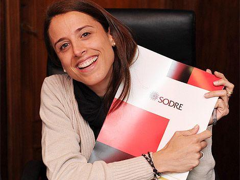 María Noel Riccetto firmó su incorporación al Ballet del Sodre