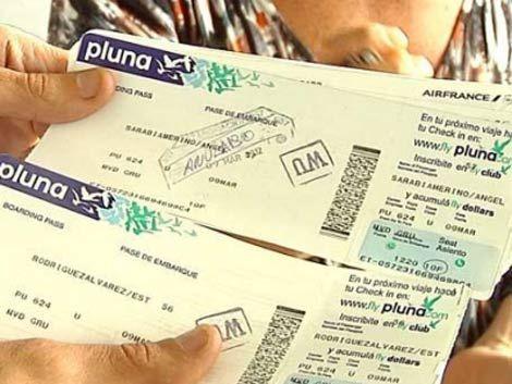 Gobierno seduce a Lan Chile para que oferte en remate de Pluna