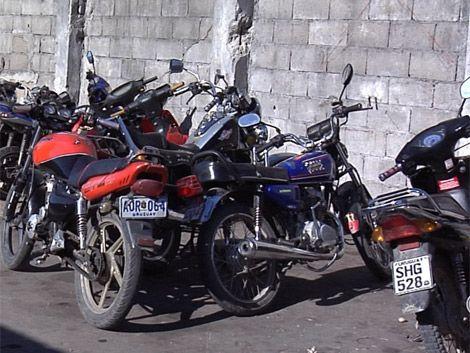 La IM fundirá motos incautadas por circular de forma irregular