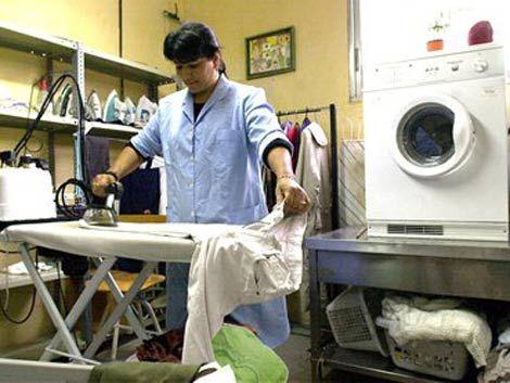 Salario mínimo para el servicio doméstico pasa a 8.534 pesos