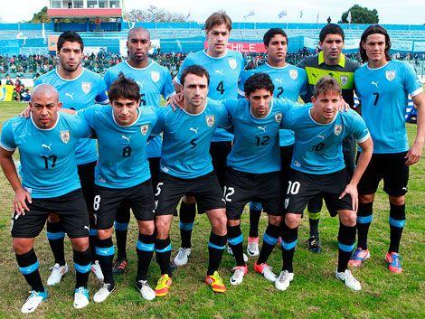 Lluvia de goles en el Campus: Uruguay 6 - Chile 4