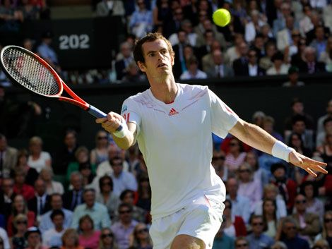 Murray supera a Tsonga y disputará su primera final de Wimbledon