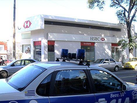 Guardia de seguridad robó bolsa llena de dinero