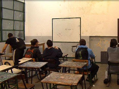 El 35% de jóvenes entre 12 y 29 años abandonó educación media