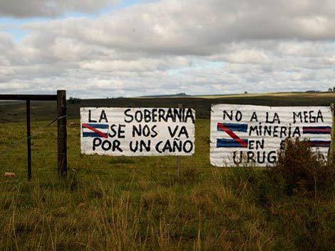 Aratirí: gobierno contradice a nuevo ministro de Medio Ambiente