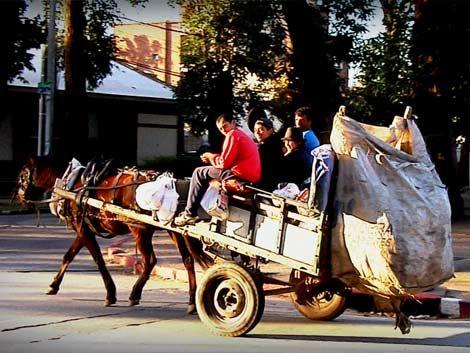 Plan del INAU para sacar menores de los carritos