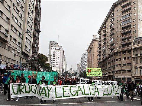 ONU: Uruguay tendrá dificultades si legaliza venta de marihuana