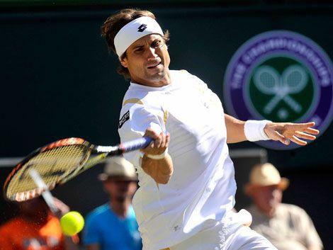Ferrer supera a Del Potro en Wimbledon