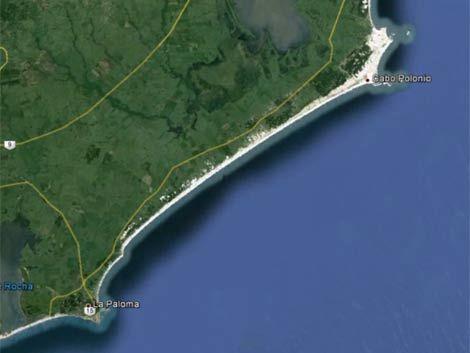 Gobierno desechó idea de Aratirí para puerto de aguas profundas