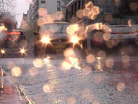 Domingo con lluvias y tormentas aisladas en gran parte del país
