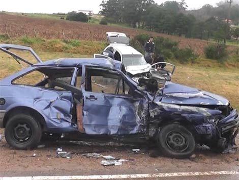 Dos mujeres murieron en accidente en Maldonado; hay otra grave
