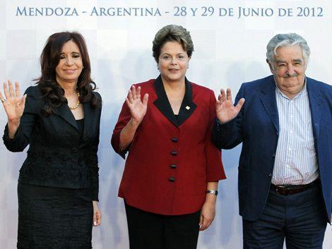 Suspenden a Paraguay e ingresa Venezuela al Mercosur