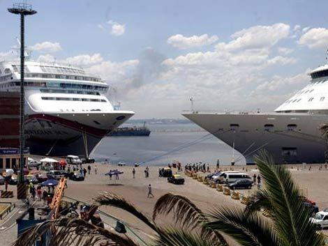 Uruguay facturó 57% más que en 2011 por el turismo de cruceros