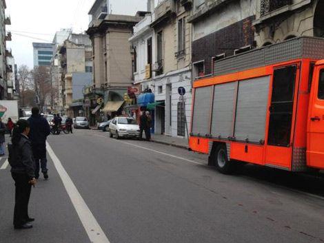 Amenaza de bomba en Cooperativa Magisterial