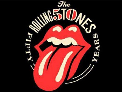 Los Rolling Stones actualizaron su logo por su 50 aniversario