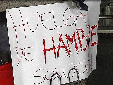 Docentes mantienen huelga de hambre y postergan otras medidas