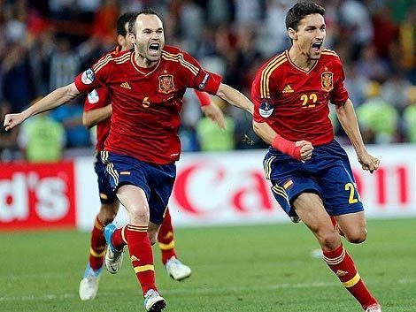 España otra vez en la final de la Eurocopa