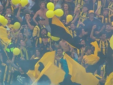 Pacheco vuelve por tercera vez a vestir la amarilla y negra