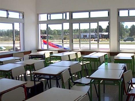 Desalojaron liceo de Playa Pascual y mañana hay paro total
