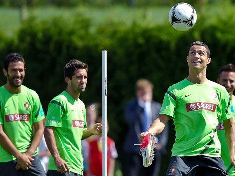 Cristiano Ronaldo y Portugal se enfrentan este miércoles a España