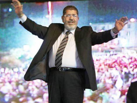 El nuevo presidente de Egipto llega al poder con 52% de los votos