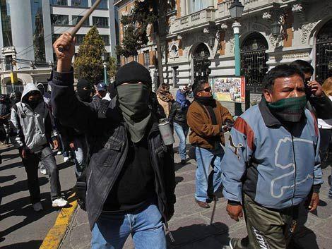 Y ahora le tocó a Evo: denuncias de golpe de Estado en Bolivia