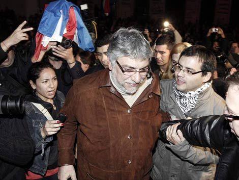 Lugo reaparece y dice que hubo un golpe de Estado parlamentario