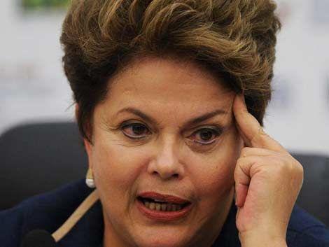 Rousseff planteó la salida de Paraguay del Mercosur y la Unasur