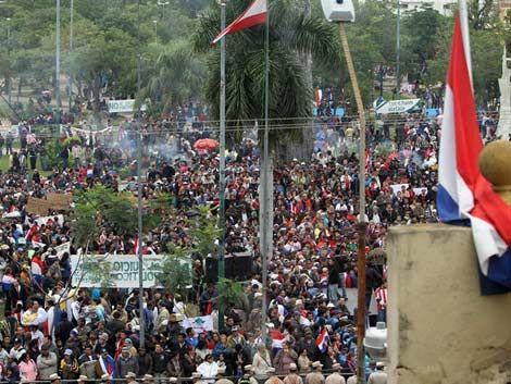 Unasur alerta que Paraguay puede estar ante un golpe de Estado